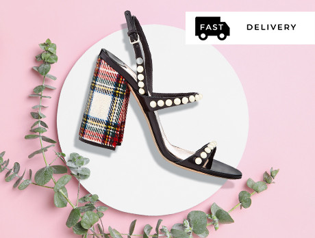 Women's Shoe Edit: Sizes 5-6