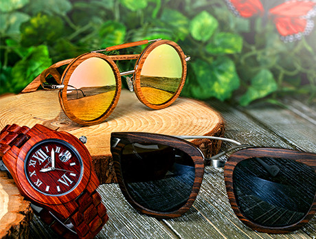 Earthwood Sunglasses & Watches