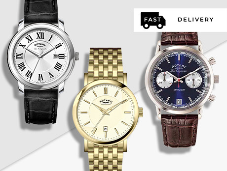 Rotary Watches for Him