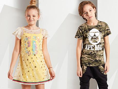 Kidswear Carnival: Under £14