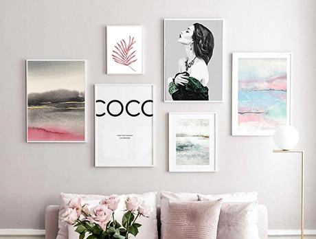 Framed Artwork Sets