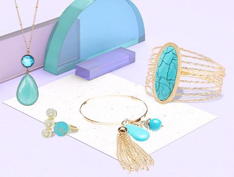 Turquoise Jewellery Edit