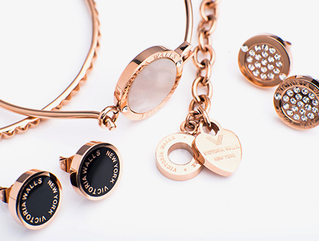 Victoria Walls: Jewellery