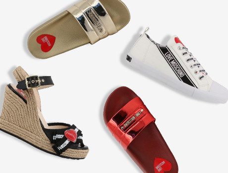 Love Moschino: Footwear
