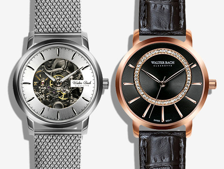 Walter Bach Watches