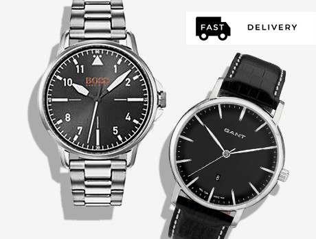 Gant, Boss & more: Watches
