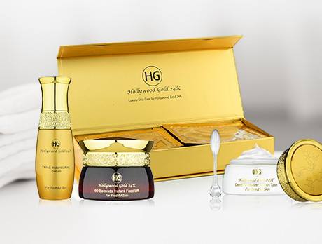 Hollywood Gold 24K Skincare