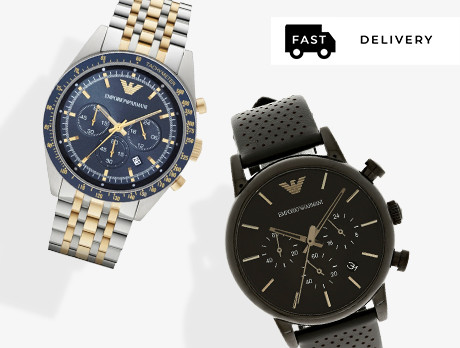 Emporio Armani Watches: Men