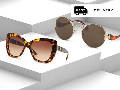 Versace & Prada: Sunglasses