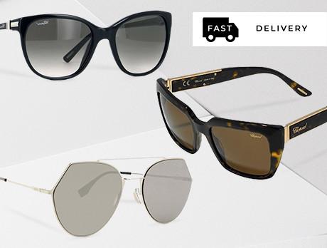 Chopard & Fendi Sunglasses