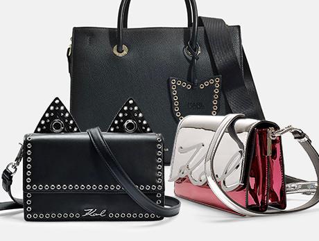 Karl Lagerfeld: Handbags