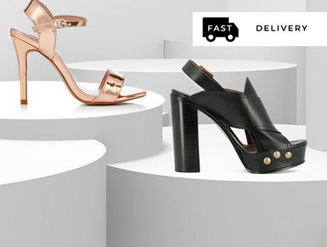 Women's Shoe Edit: Size 5-6