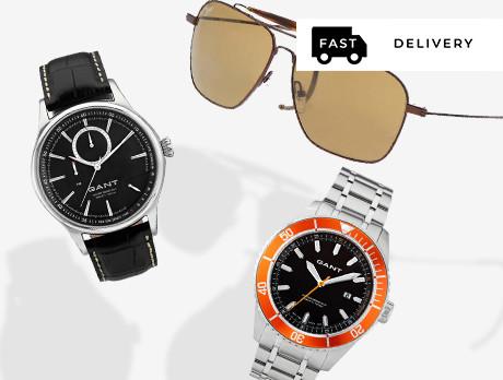 Gant: Watches & Sunglasses