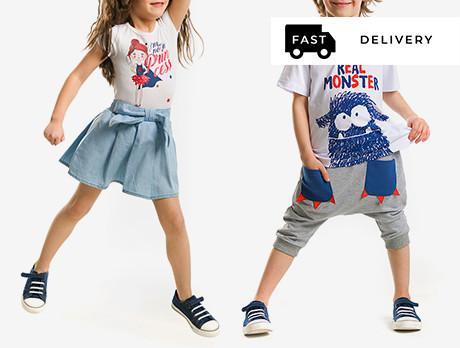Summer Style: Kidswear