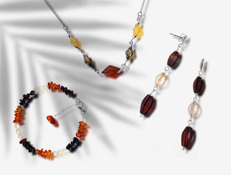 Goldmajor: Amber Jewellery