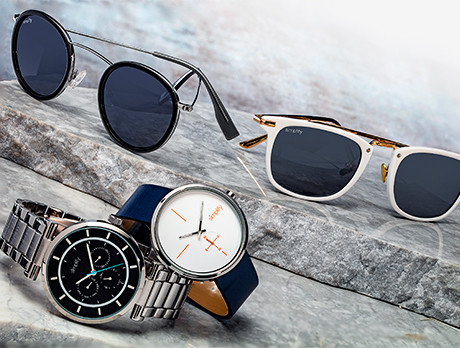 Simplify: Sunglasses & Watches