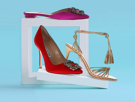 Manolo Blahnik & more