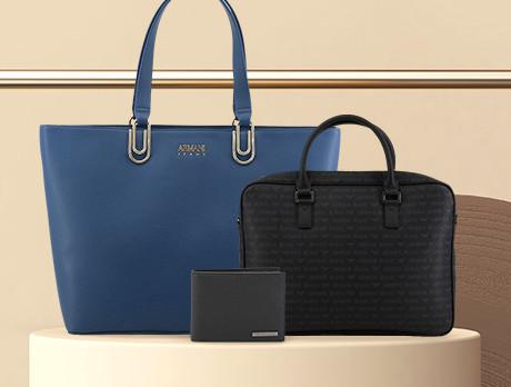 Armani Jeans: Bags