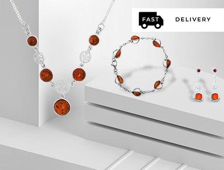 Goldmajor: Amber Jewellery