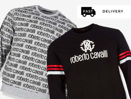 Roberto Cavalli: Sweatshirts