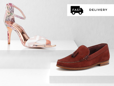 Ted Baker Shoes: His & Hers