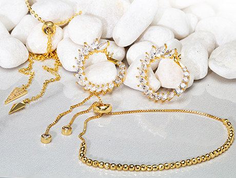 Gold Rush: Summer Jewellery