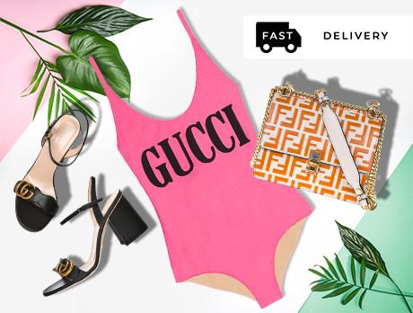 Gucci, Fendi and More