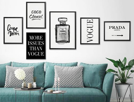 Feature Wall Prints