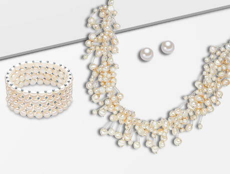 New Season Pearl Jewellery