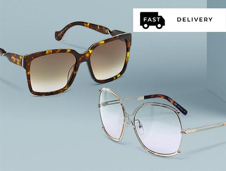 Balenciaga & More: Sunglasses