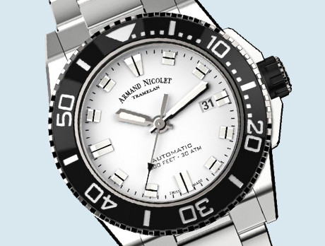 Armand Nicolet Swiss Watches