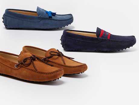Moka Saint Loafers