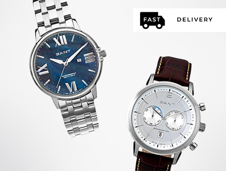 Gant: Watches & Sunglasses