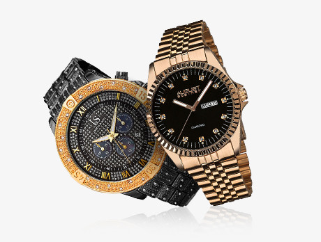 Statement Watches for Him