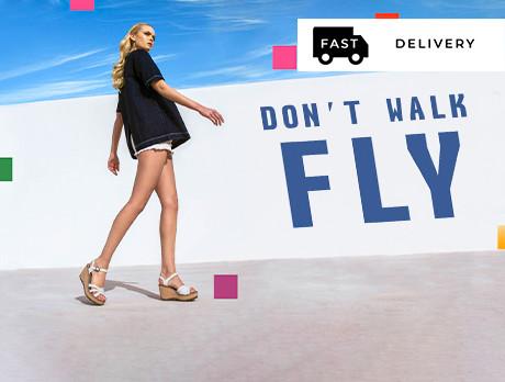 Fly London Footwear