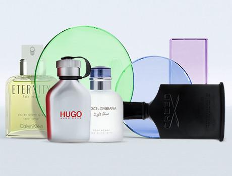 Luxury Fragrances: Men