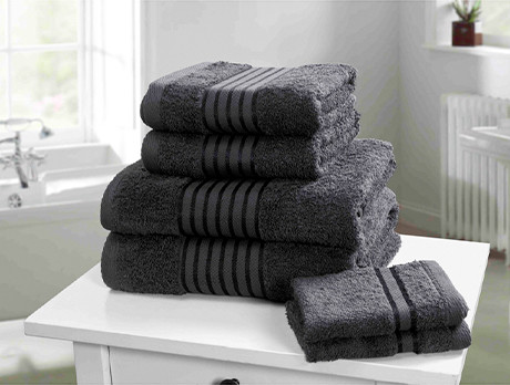 Luxury Cotton Towels