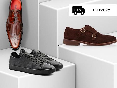 Men's Shoe Closet