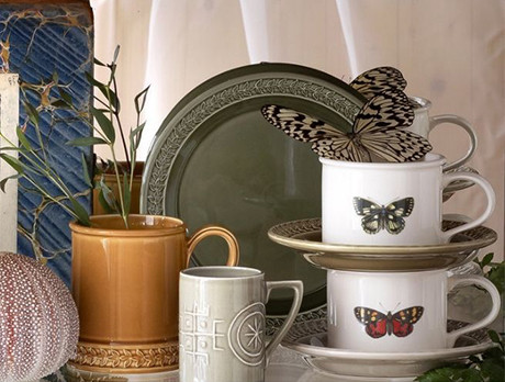 Portmeirion: Botanic Tableware