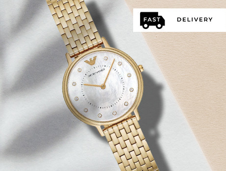 Emporio Armani Watches: Women