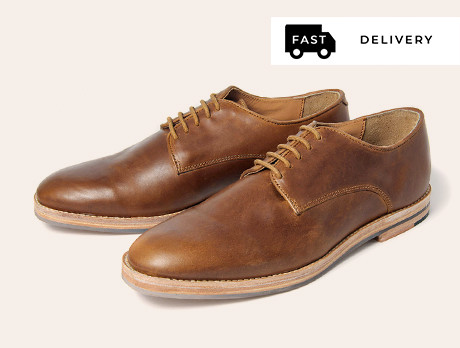 Luxury Leather Shoes: For Him