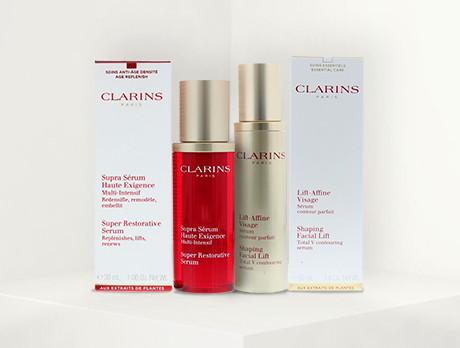 Clarins & Clinique