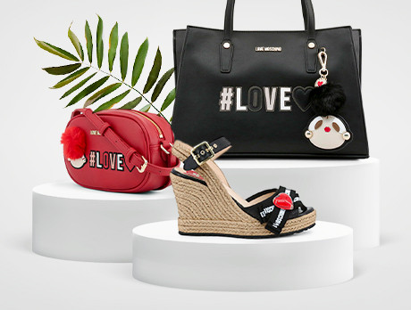 Love Moschino: Bags & Shoes