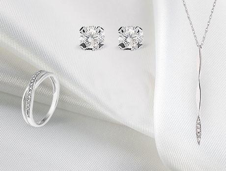 Diamond Jewellery: From £69