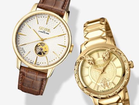 Gold Rush Watches