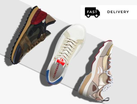 The Stylish Sneaker Edit