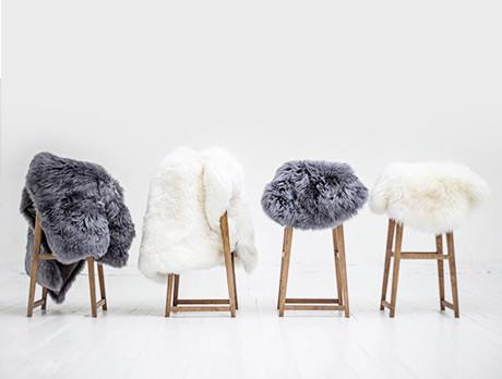 Autumnal Abode: Sheepskin