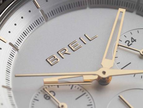 Debut: Breil Watches