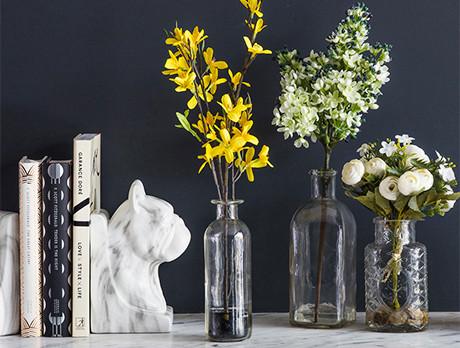 In Bloom: Faux Plants