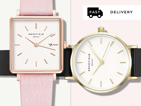 Debut: Rosefield Watches